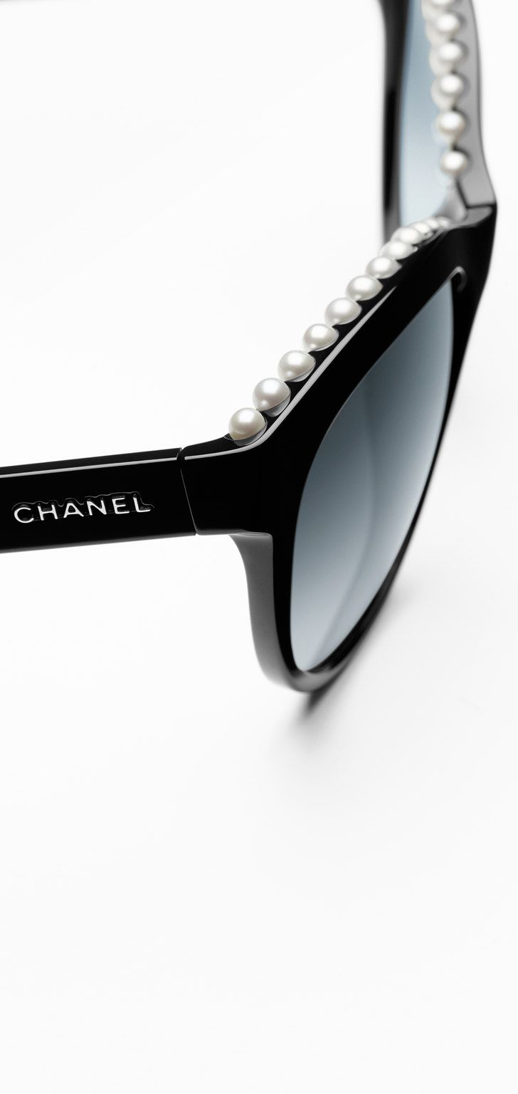 Butterfly acetate sunglasses with... - CHANEL My all time favorite ...