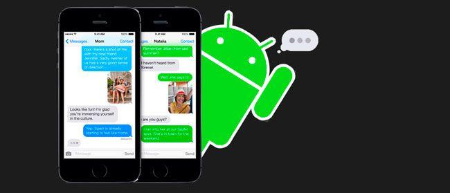 ¿iMessage para Android? Apple podría estar trabajando en