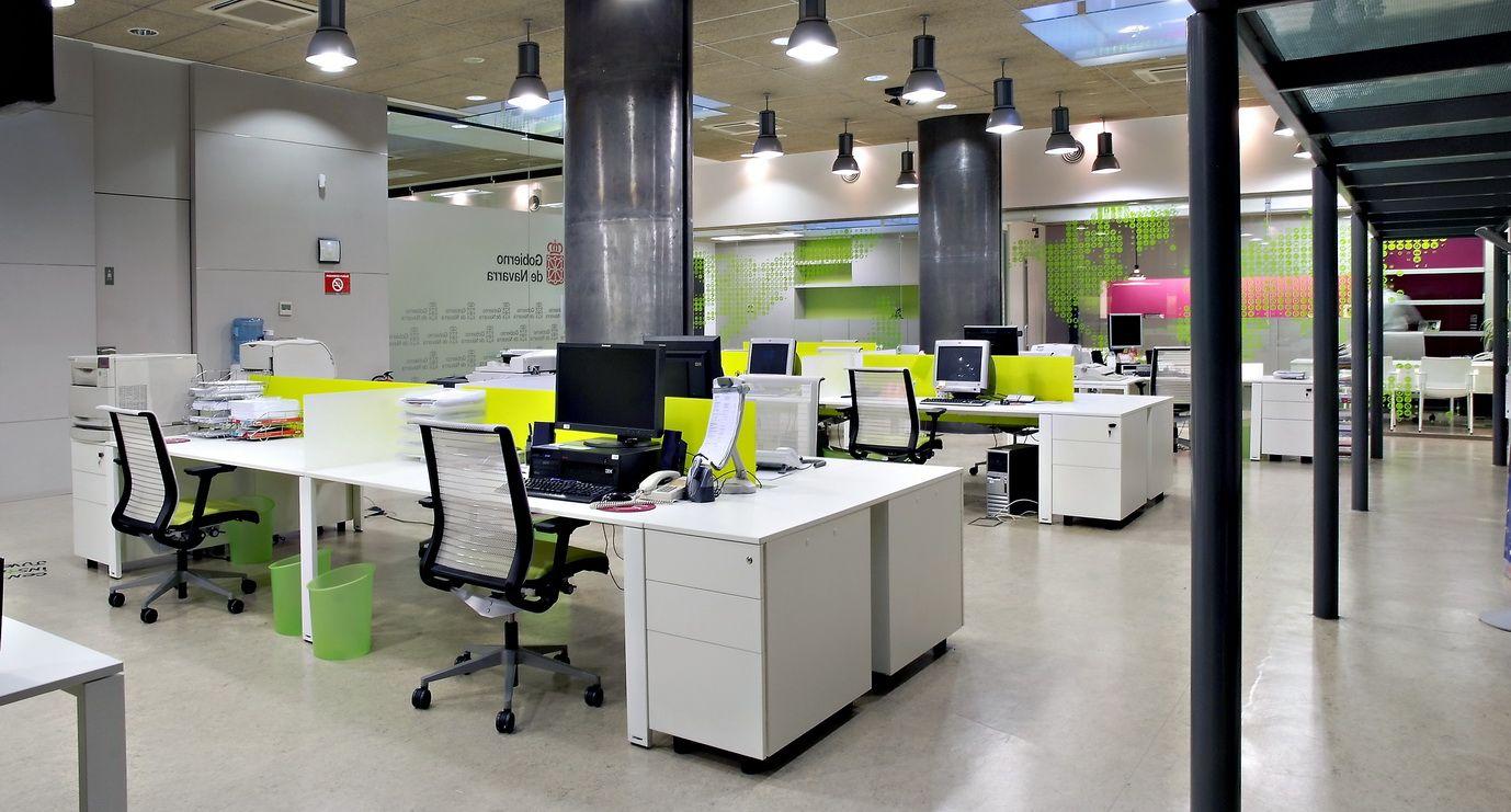 Resultado de imagen para dise o de oficinas parque for Diseno de interiores de oficinas modernas