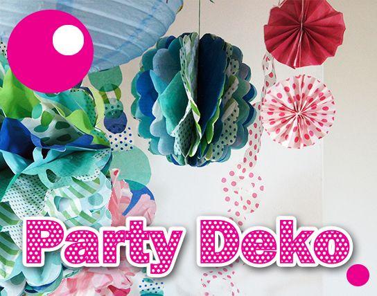 party deko selber machen – rekem, Garten und Bauen