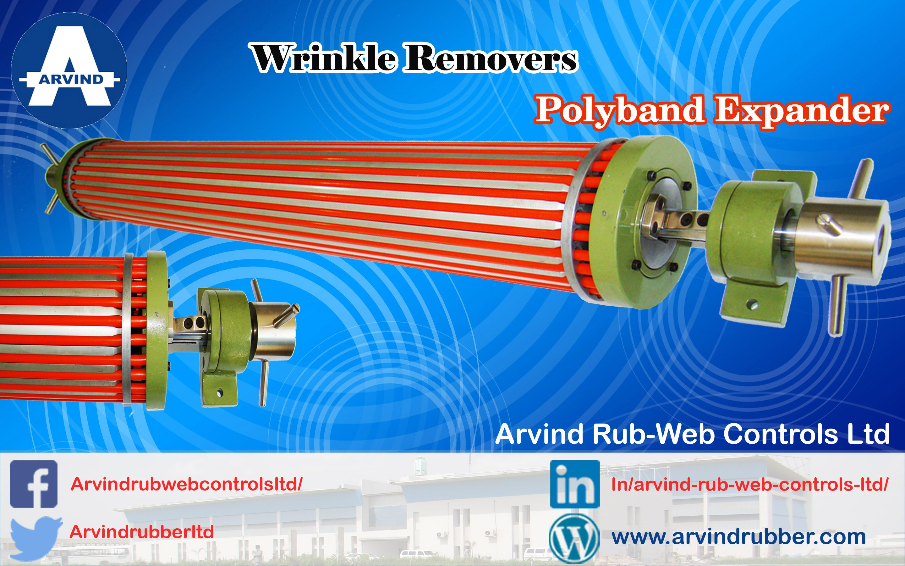 Established In 1984 Arvind Rub Web Controls Ltd Is A Well Known