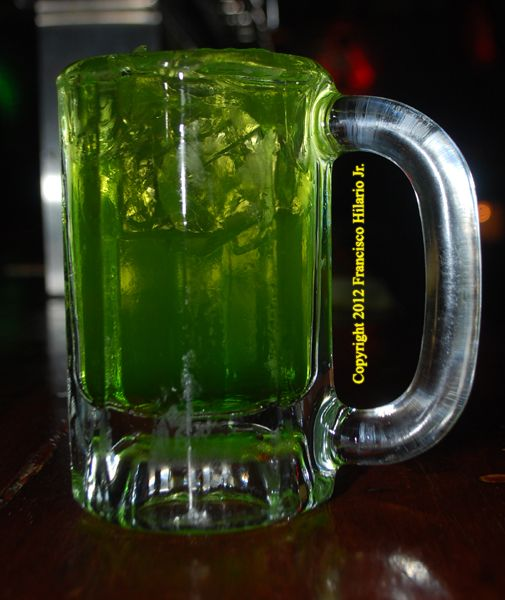 The Green Dragon...an Adaptation Of The Long Island Iced