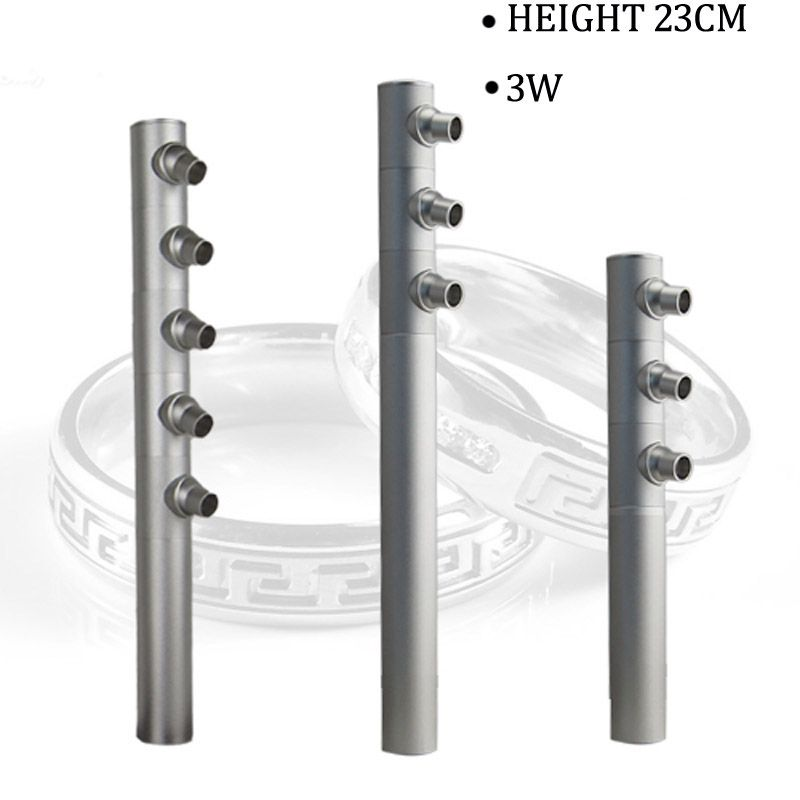 Free Shipping Ac85 265v Height 230mm 3w Retail Decorative