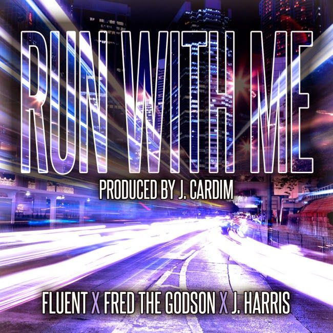 "DEF!NITION OF FRESH : Fluent (ft. Fred The Godson & J. Harris) - Run With Me...DM360 sends ""Run With Me"" the latest leak taken from Fluent's Supreme Victory 2 (SV2) LP, which is produced entirely by J. Cardim, and set to include features from the likes of French Montana, Sean Kingston, Chevy Woods, Red Cafe and more. SV2 is set to drop this May."