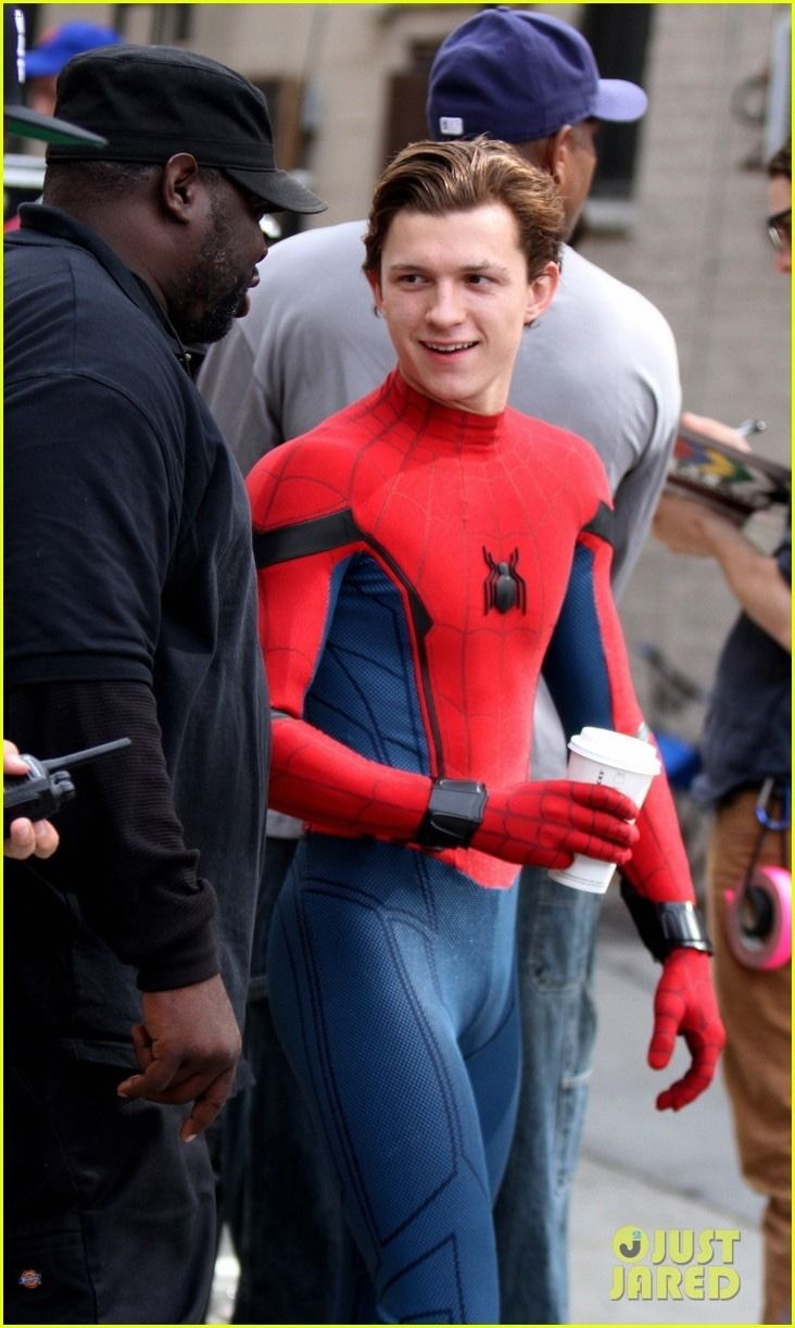Tom Holland Spiderman  Tumblr  Tom Hollandspider-Man -7705