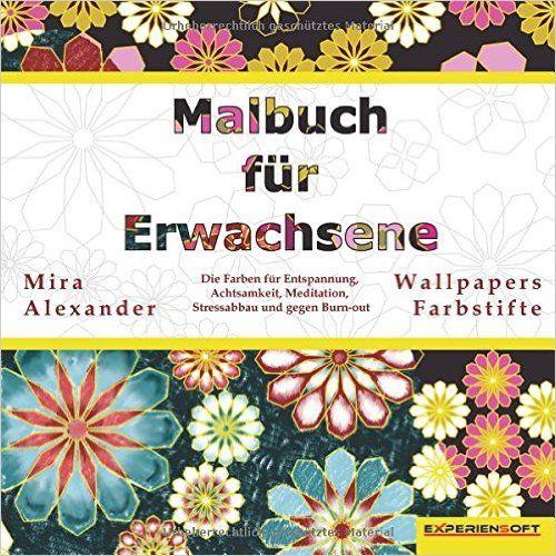 Malbuch für Erwachsene Wallpapers für Farbstifte: Die Farben für ...