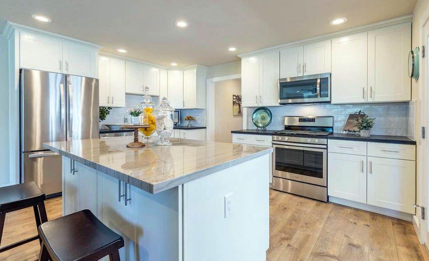 Best Mdf Vs Wood Kitchen Cabinet Doors Wood Kitchen Cabinets 640 x 480