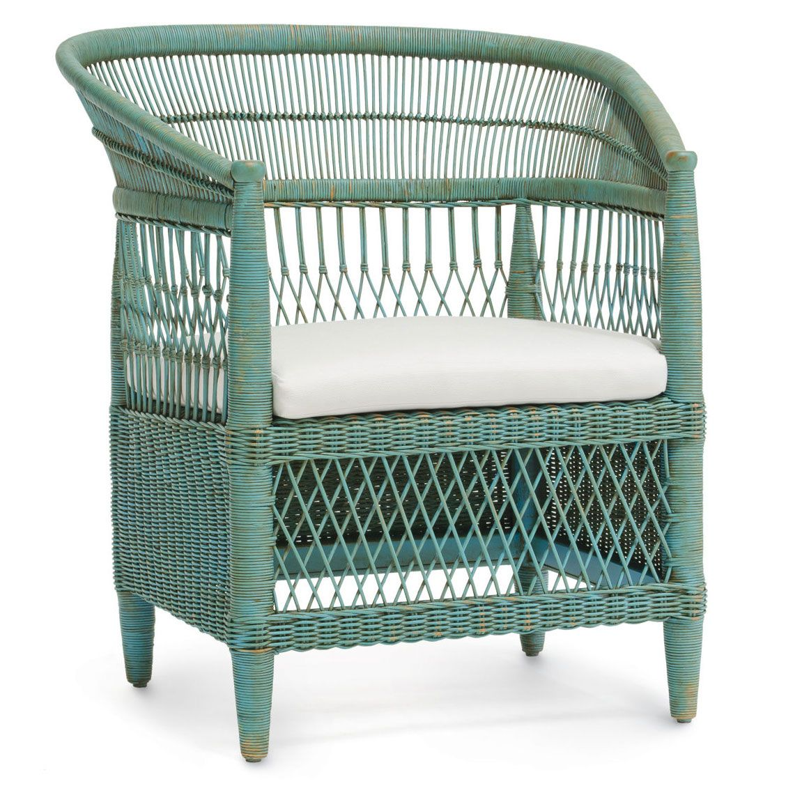Jeffrey Alan Marks Offers A Beach House Worthy Seat With The  # Muebles Jeffrey