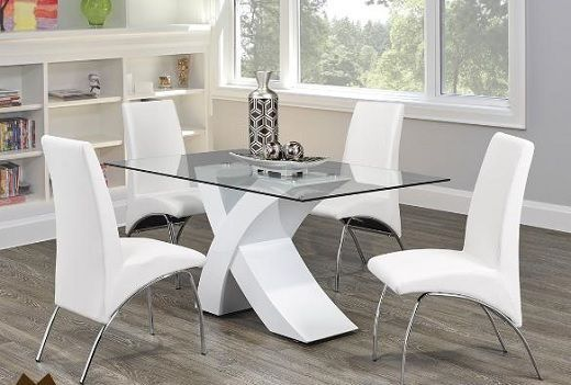 Modern Dining Room Furniture Glass Tables Bar And Stools In Toronto
