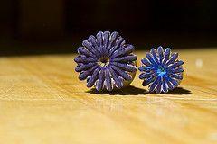 poppy seed pod stamps!  Brilliant!