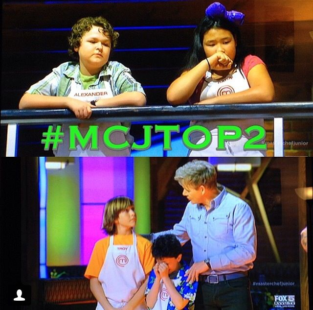 Dara Alexader Troy And Jack Were In The Top 4 On Masterchef Junior Season 1