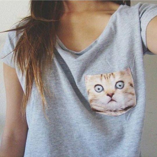 estampa / idéia / cat / gato