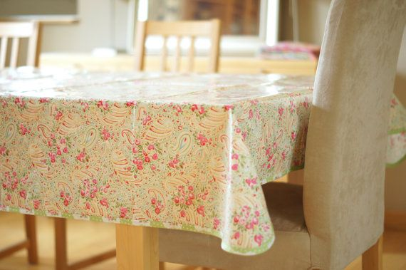 Laminated Cotton Tablecloth Cotton Tablecloths Table Cloth