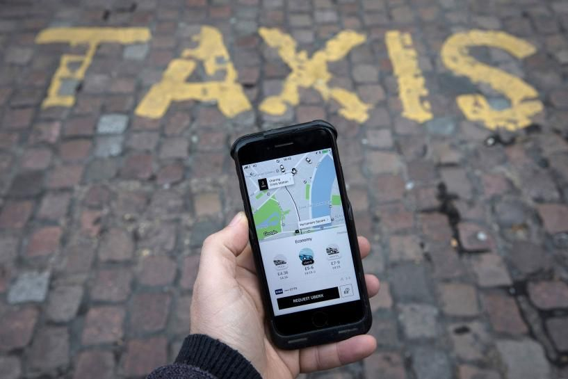 Uber S Messy Details Breach Collides With Launch Of Softbank Offer