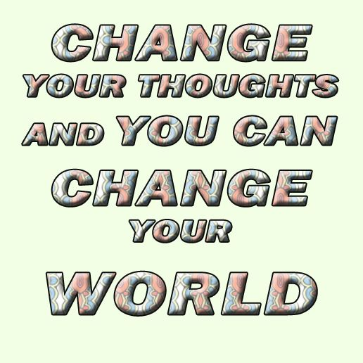 Thoughts Influence Feelings Feelings Influence Behavior Behavior Influences Thoughts Inspirational Quotes Picture Quotes Quotes