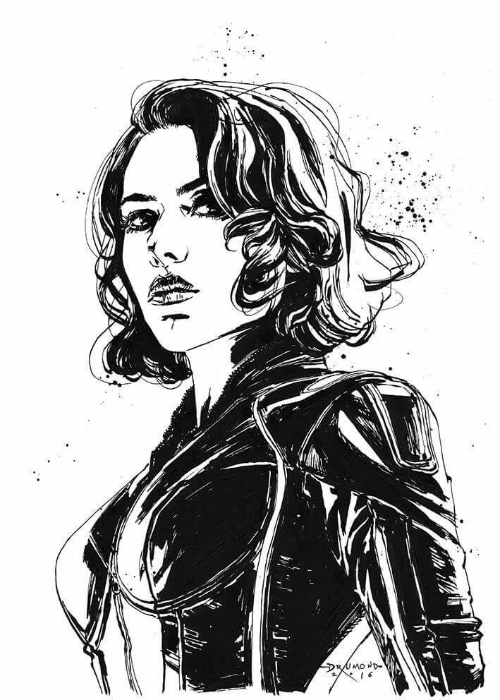 Pin De Nicole 822 Em Sketch Desenhos Da Marvel Marvel Desenhos