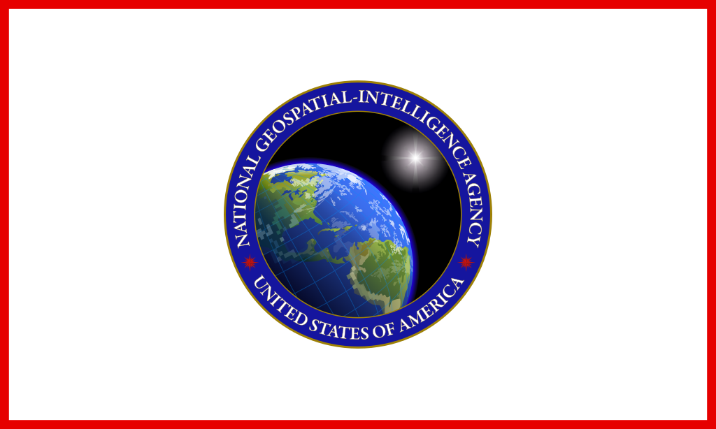 Flag of The US National Geospatial Intelligence Agency