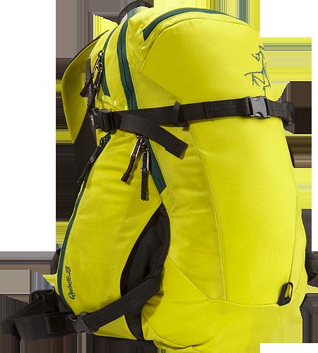 ec83278090 Arc'teryx Quintic 28 ski/snowboard pack | Arc'teryx | Pinterest ...