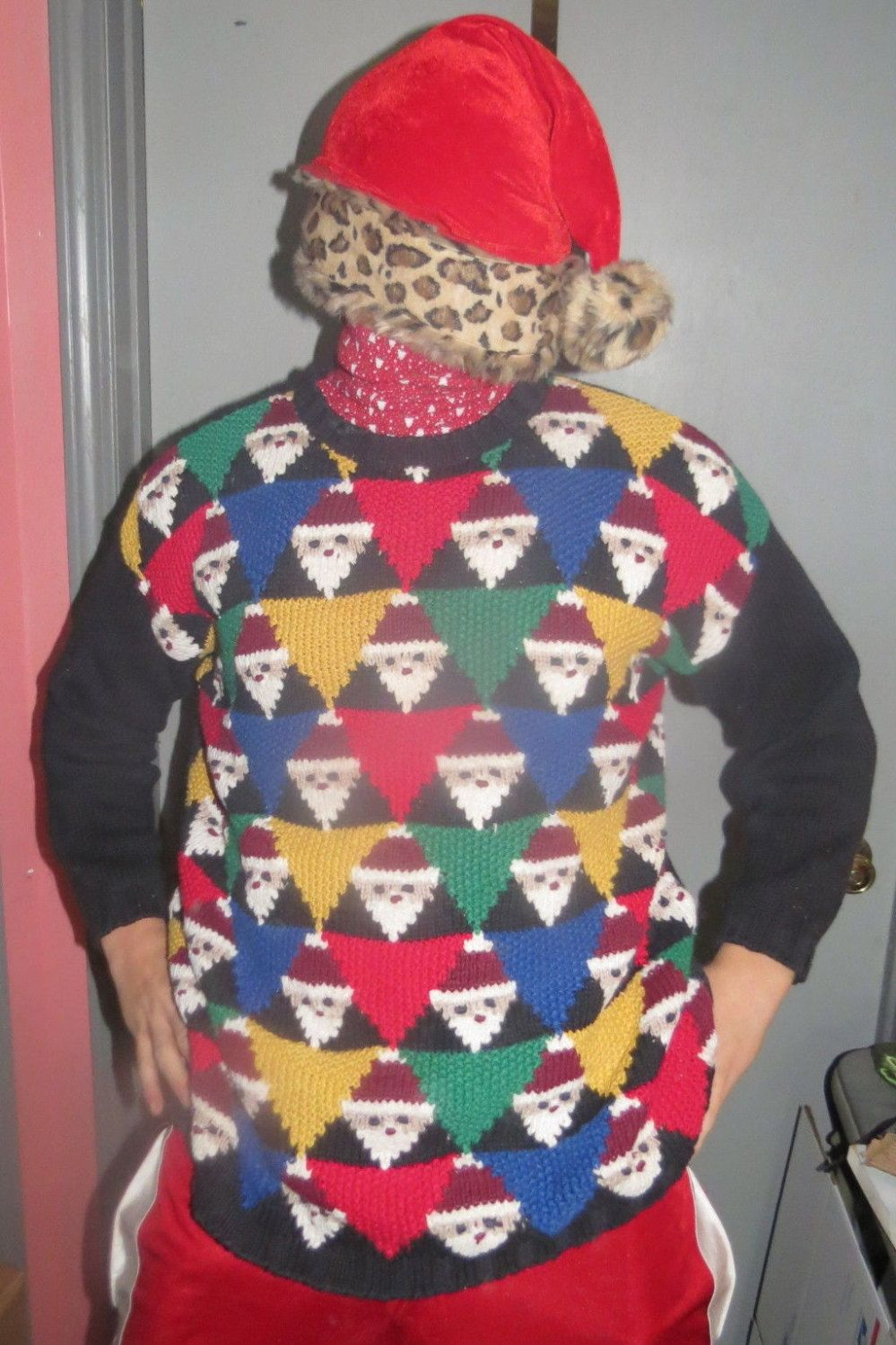 Pin on Vintage Ugly Sweaters