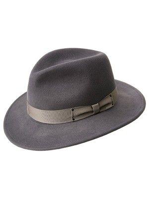 329ba1df94f55 Bailey Curtis - Soft Wool Fedora Hat