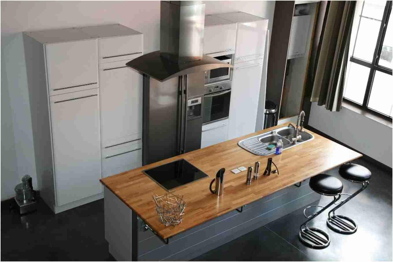 Cuisine Ilot Genial Deco Cuisine Moderne En 2020 Cuisine Moderne Cuisine Blanche Et Bois