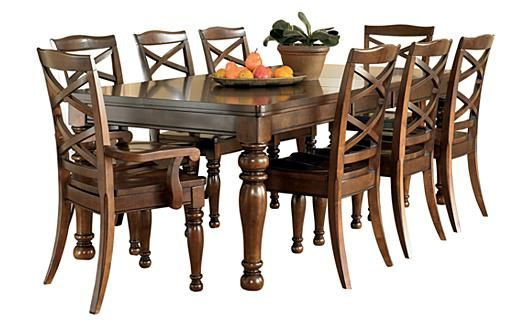 Porter Extension Dining Table