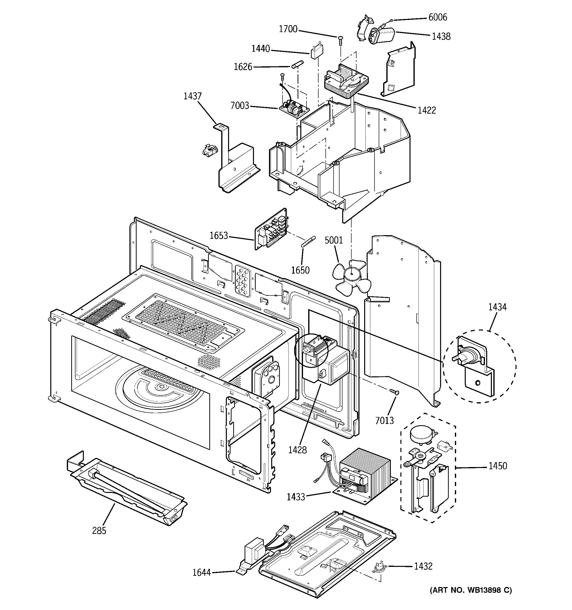 microwave hood microwave repair