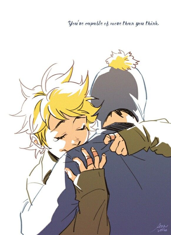 Craig x Tweek ~ You're capable of more than you think.