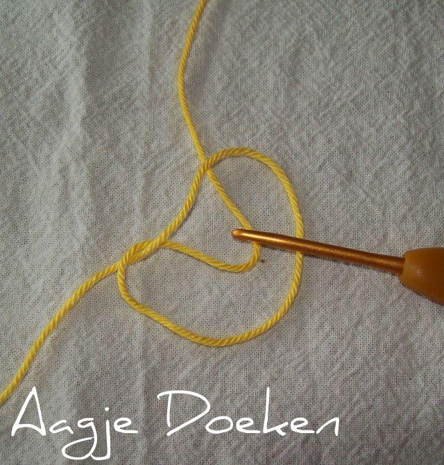 Magische Ring Haken Magic Ring And Crochet