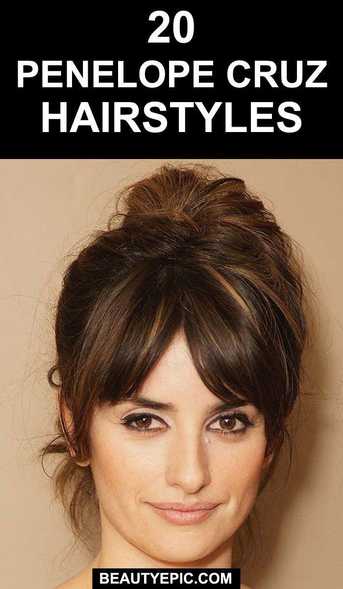 Penelope cruz hairstyles easyhairstyles easy hairstyles