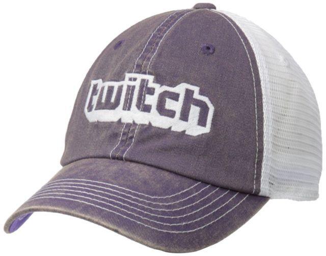 a15c130e940 I like hats... I like twitch... makes sense to me!