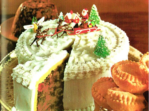 Vintage 1950s spectacular reindeer christmas cake with royal icing vintage 1950s spectacular reindeer christmas cake with royal icing recipe pdf forumfinder Images