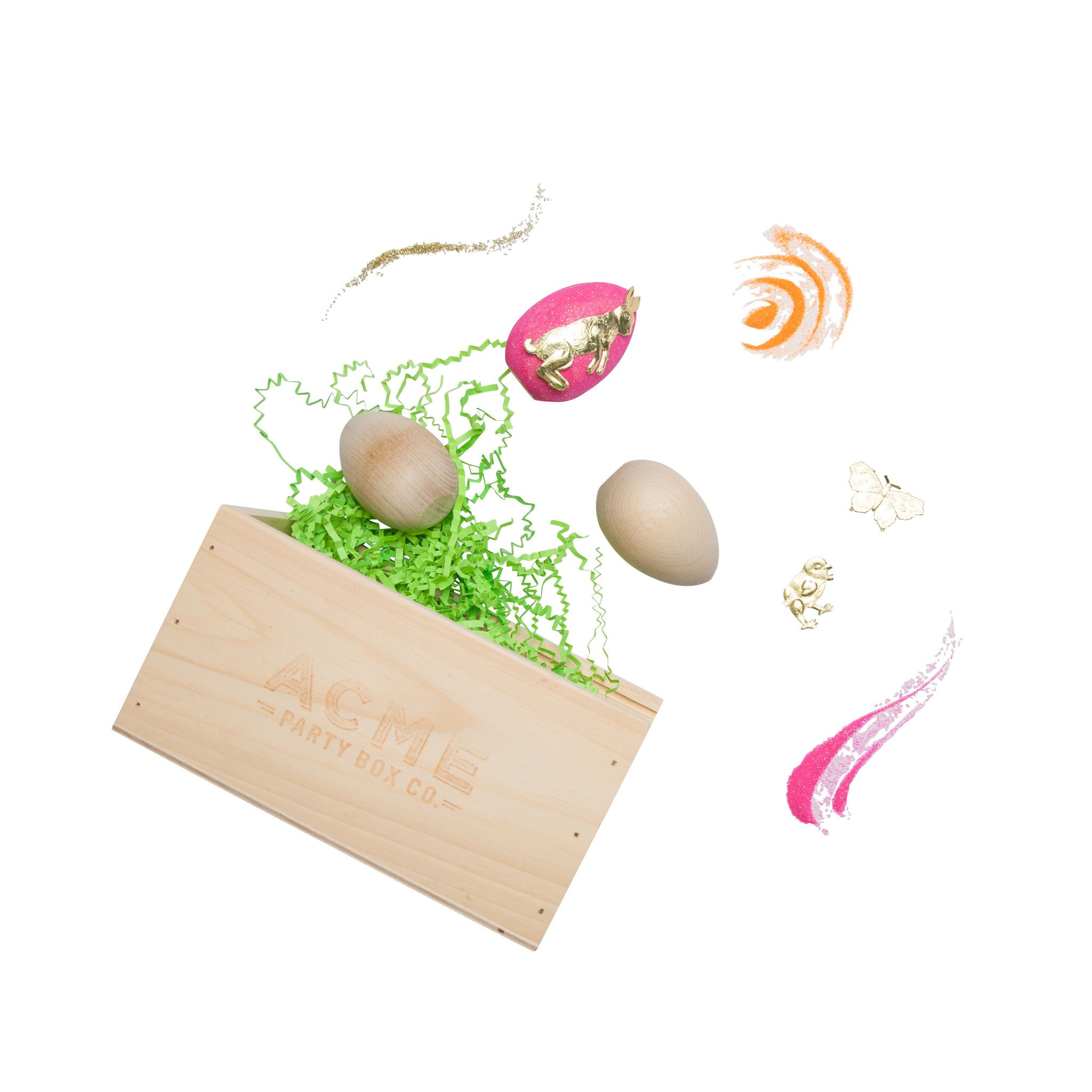 ACME Party Box Company - Egg Decorating Kit