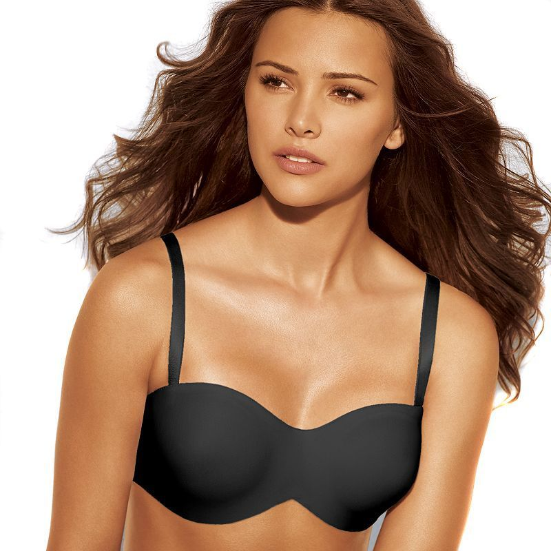 52bccf8891cde Plus Size Lilyette Bra  Full-Figure Tailored Strapless Minimizer Bra ...