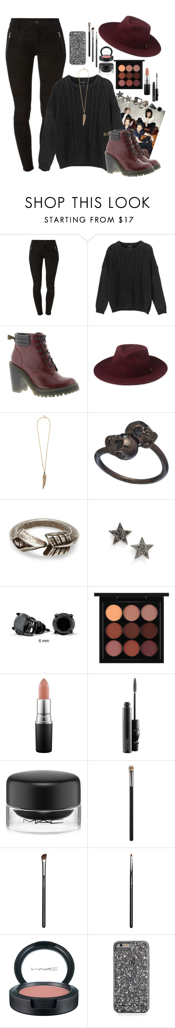 """""""▫ we could be the greatest team ▫"""" by jazziwheat ❤ liked on Polyvore featuring Hudson, Monki, Dr. Martens, Whistles, Roberto Cavalli, Michael Spirito, TOMS, Dana Rebecca Designs, Bling Jewelry and MAC Cosmetics"""