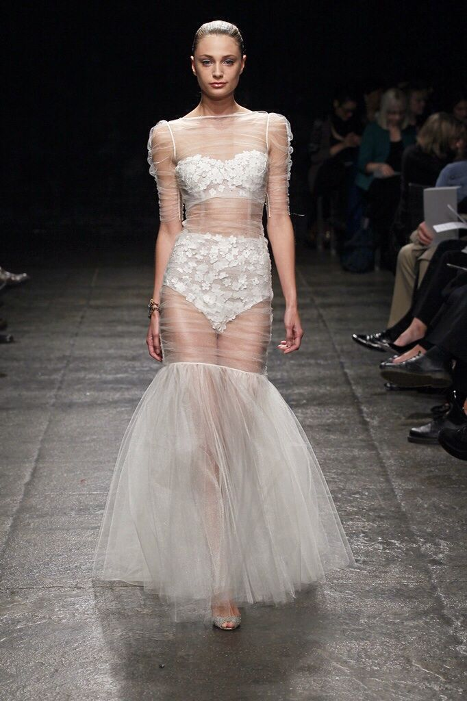 The Search for the Ugliest Wedding Dress Ever Created | Weddings ...