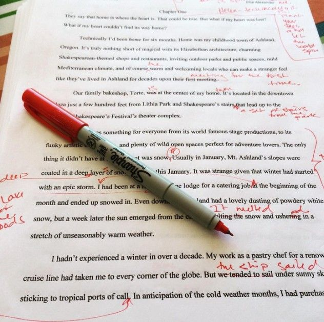 10 Tips For Taking Feedback On Your Writing (And How To Trust It, Too!)