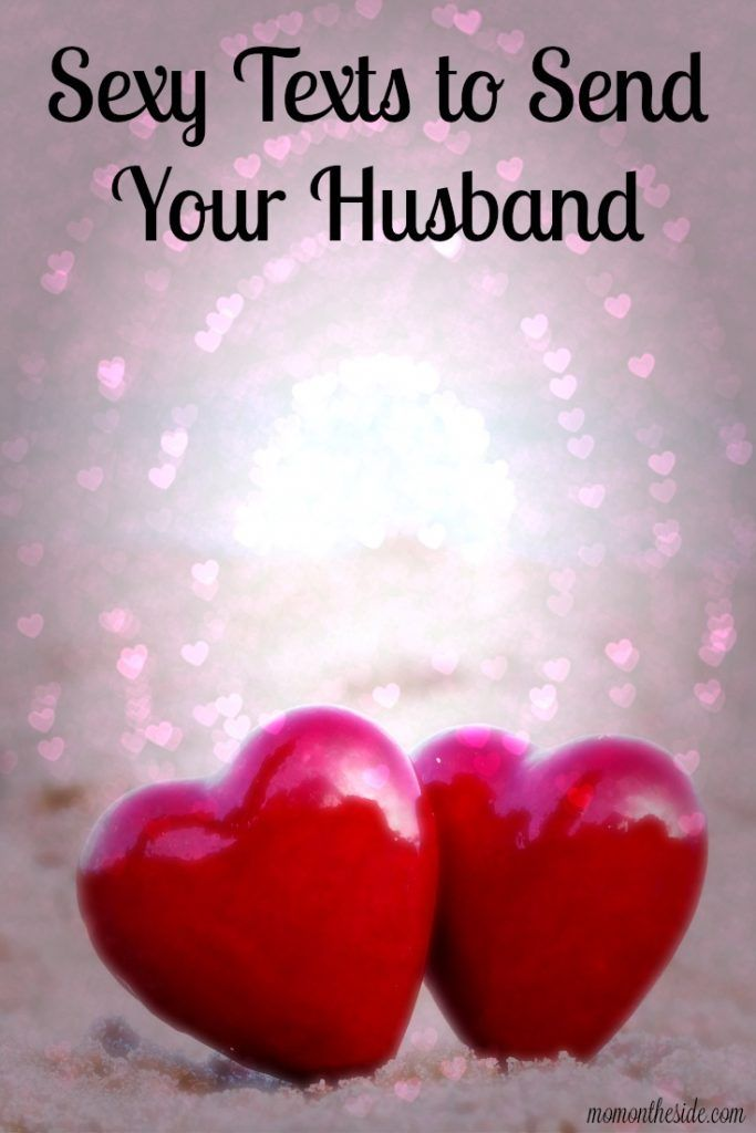 Sexy messages for husband