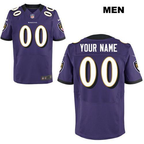 a7d159c6 Baltimore Ravens Custom NFL Jersey on eBid United States | 166654047 ...