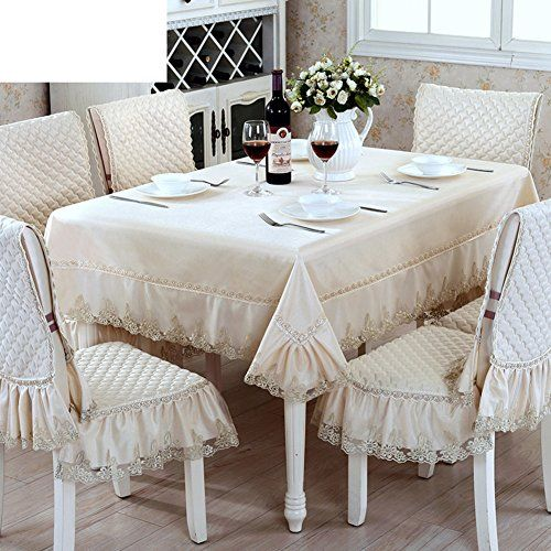 European Fabric Table Cloth Art Cloth Seat Covers Upholstery Kit