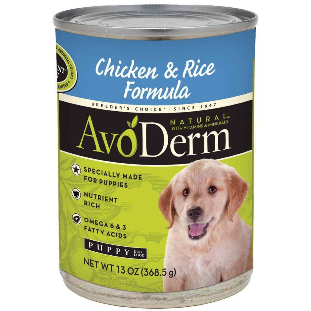 Avoderm Natural Puppy Dry Andamp Wet Dog Food Visit The Image