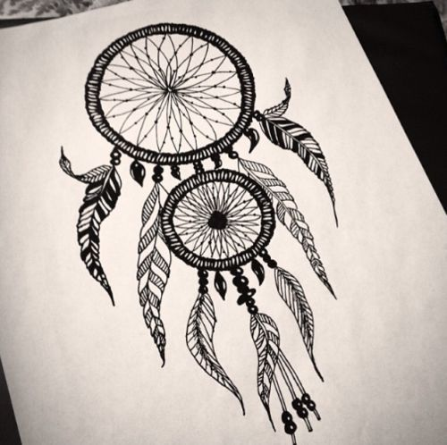 83 Awesome Y G Tattoos Cool Tattoo Designs: Atrapasueños Dibujo - Buscar Con Google