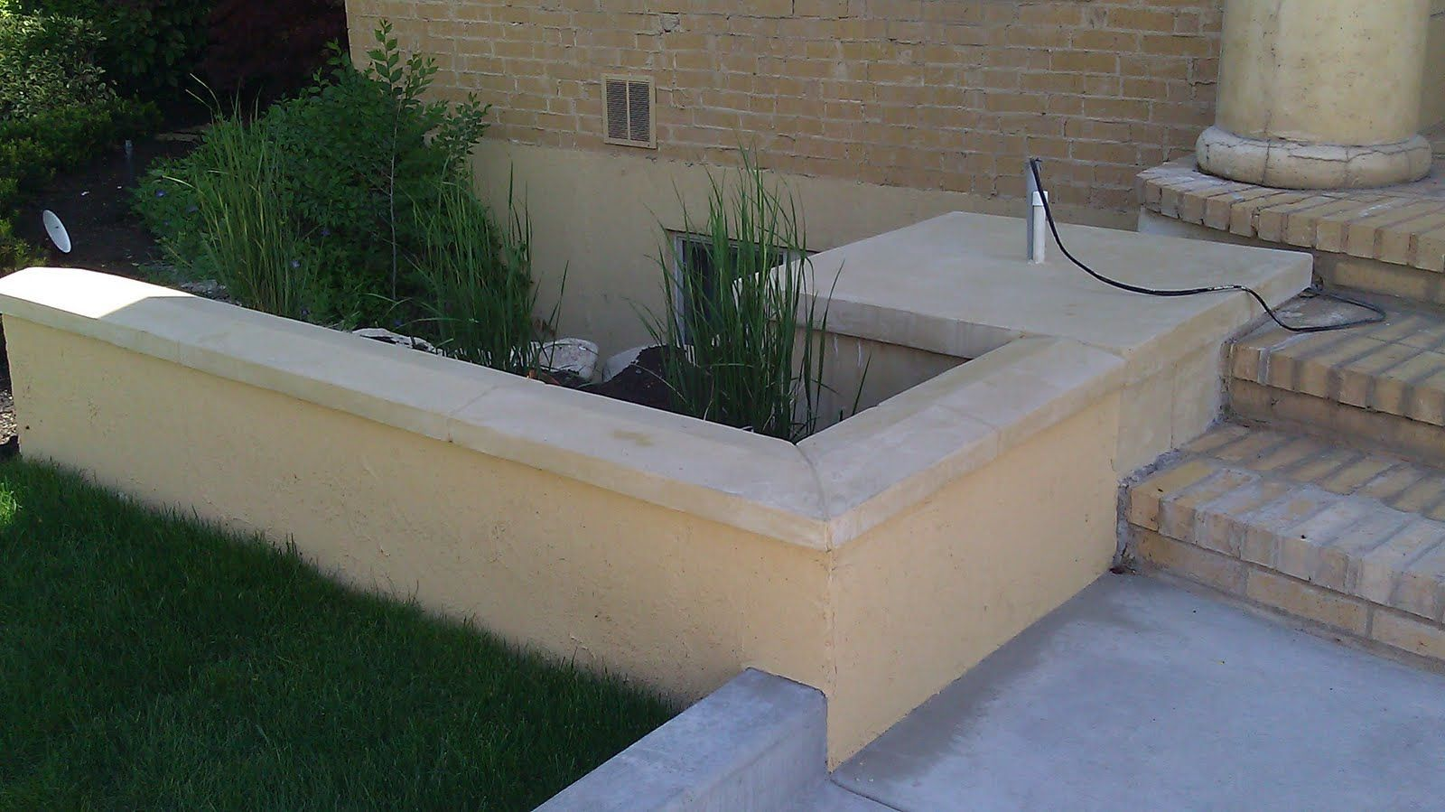 Most current Free stucco Retaining Walls Concepts For those who have an outdoor in the Chattanooga spot, it's likely that you've got thought it was difficult to...  #Concepts #current #Free
