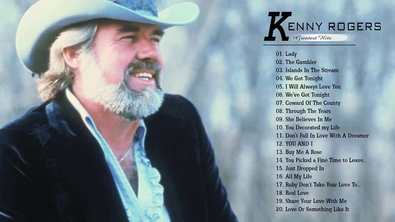 Kenny Rogers Greatest Hits Full Album 2018 Best Songs Of Kenny