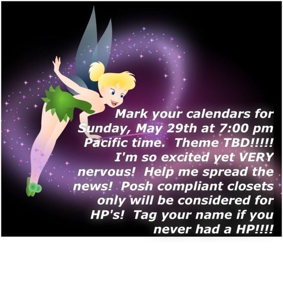 The date has been set! Sunday, May 29th at 7pm PT Calendar themes