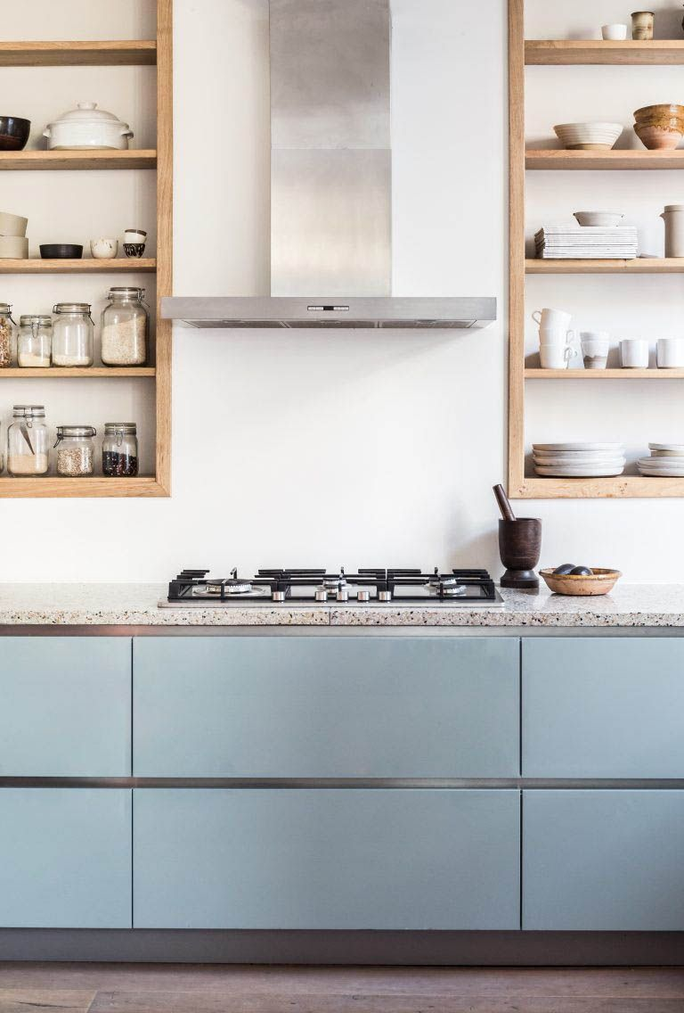 Ways To Style Gray Kitchen Cabinets Blue Gray Kitchen Cabinets Blue Kitchen Decor Grey Kitchen Cabinets