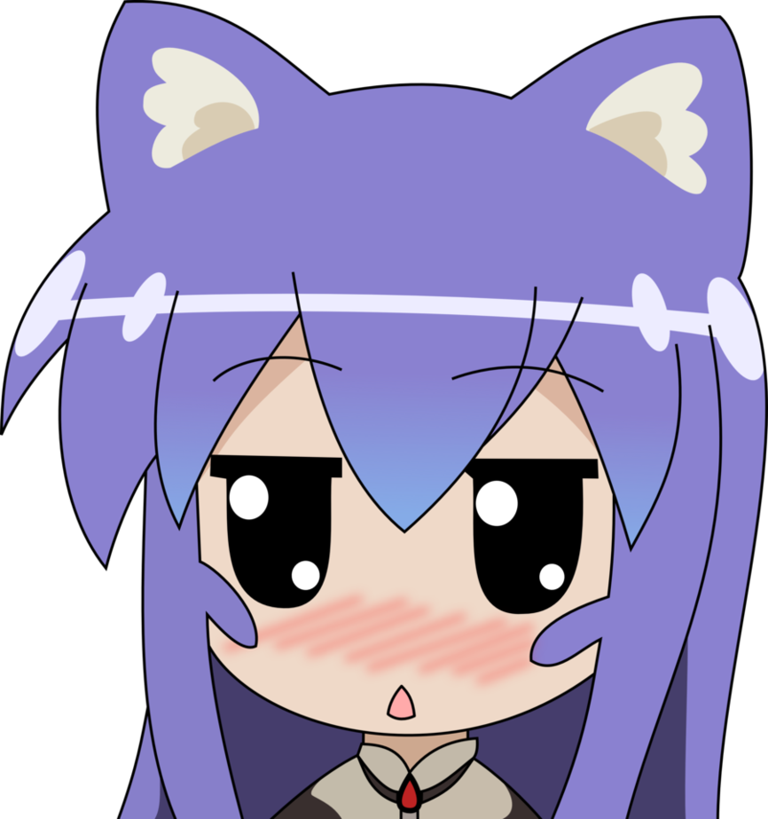 This Is The First Time I Ve Done Vectoring It Was Pretty Fun And I May Do It Again Some Time The Character Is Miniw Recent Anime Anime Expressions Anime Neko
