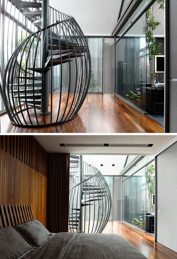 Best 20 Best Outdoor Spiral Staircase Modern And Contemporary Interior Stairs Staircase Design 400 x 300