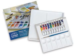 Winsor Newton Cotman Watercolor Pan Sets Winsor Newton
