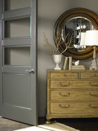 Best Ben Moore Chelsea Grey Kitchen Cabinet Color This Is It 400 x 300